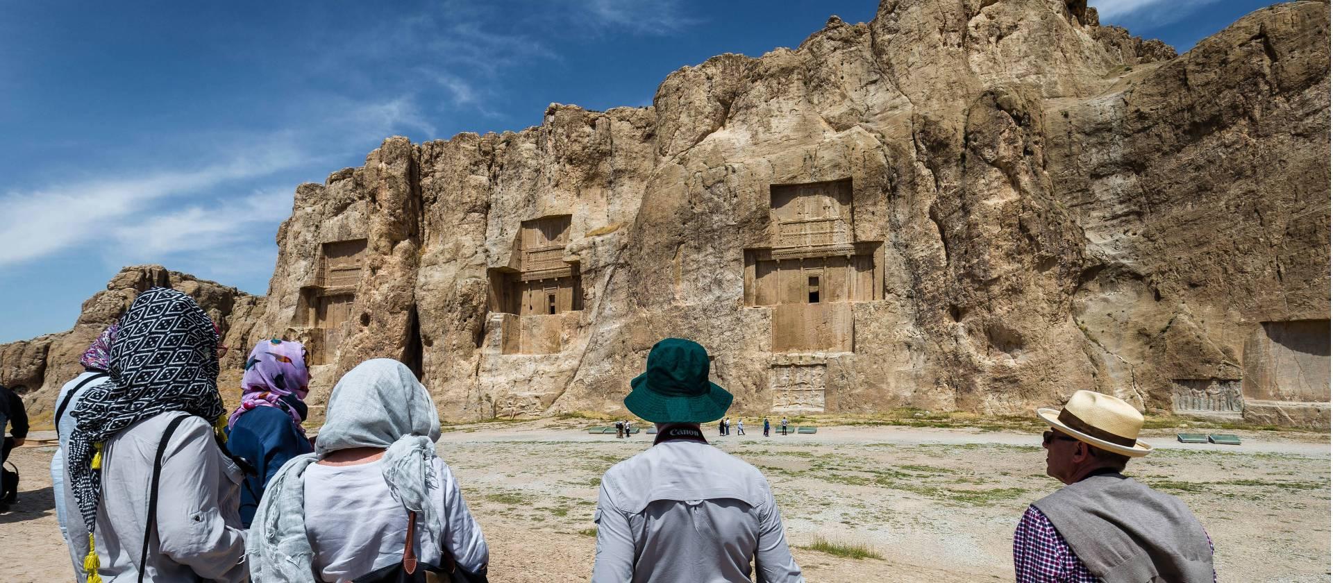 Visitare l'Iran